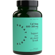 Super Cal-Mag 600-300 mg 100 tabletter