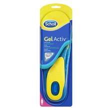 Scholl Gel Activ Everyday Woman