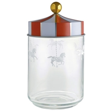 100 cl - Circus Glasburk med Lock
