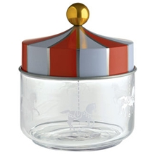 50 cl - Circus Glasburk med Lock