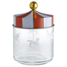 75 cl - Circus Glasburk med Lock