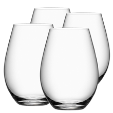 More Tumblerglass 4-pack