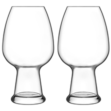 Birrateque ølglass vete 2-pack