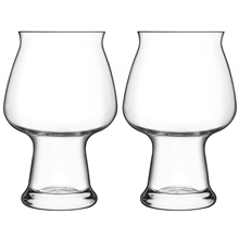 Birrateque ølglass/sider 2-pack