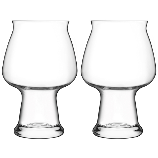 Birrateque ølglass/sider 2-pack (Bilde 1 av 2)