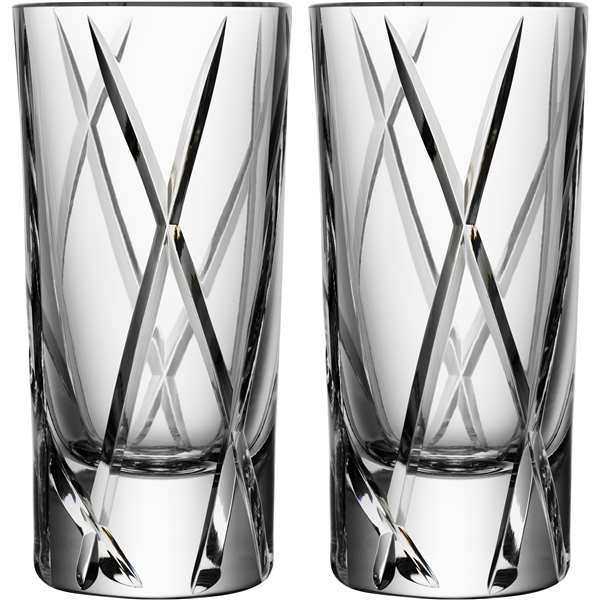 City shotglass 2-pack