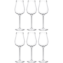 Paris bouquet Champagneglass 6-pack