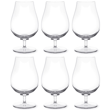 Paris bouquet Ølglass 6-pack