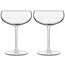 Talismano Cocktailglass/martiniglass 2-pack