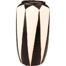 Conical Lamp inkl skjerm i linne Bordlamper DAY Home