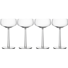 Iittala Dessert Bowl / Champagne Cups 4-pack