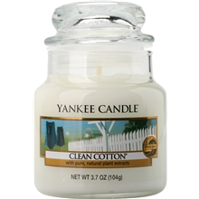 Jar Clean Cotton