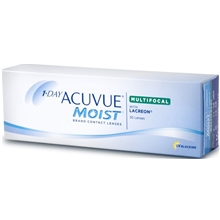 1-Day Acuvue Moist Multifocal 30p