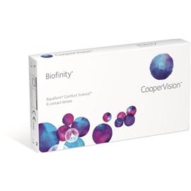 bda3afd7c Biofinity - Månedslinser - Cooper Vision   Shopping4net