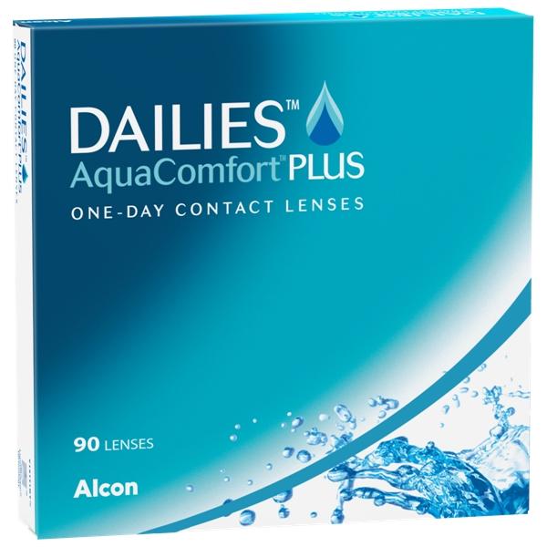 aqua dailies comfort plus prisjakt