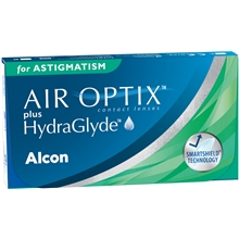AIR OPTIX plus HydraGlyde for Astigmatism 3p