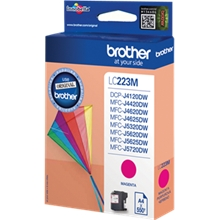 Brother LC223M Magenta LC223M