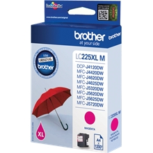 Brother LC225XLM Magenta LC225XLM