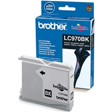 Brother Ink LC970BK Black LC970BK
