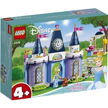 43178 LEGO Disney Princess Askepotts slottsfest