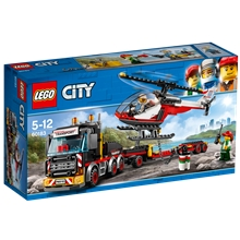 60183 LEGO City Tung Transport