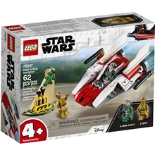 75247 LEGO Star Wars Rebel A-Wing Starfighter