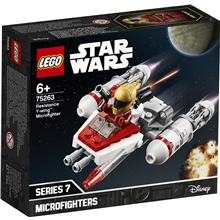 75263 LEGO Star Wars YWing Microfighter