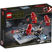 75266 LEGO Star Wars Stridspakke Sith Troopers