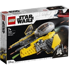 75281 LEGO Star Wars Anakins Jedi™ Interceptor
