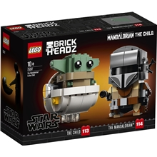 75317 LEGO Star Wars The Mandalorian & The Child