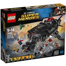 76087 LEGO Super Heroes Flying Fox: Batmobile