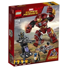 76104 LEGO Super Heroes Hulkbuster Smash-Up