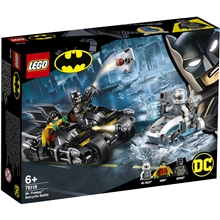 76118 LEGO Super Heroes Mr. Freeze mot Batcycle