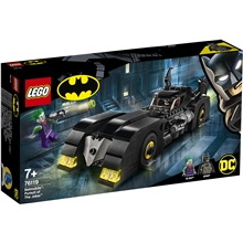 76119 LEGO Super Heroes Batmobile & Jokern