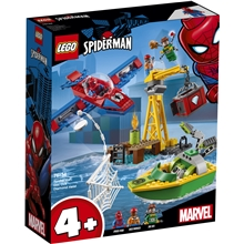 76134 LEGO Marvel Spider-Man: Doc Ocks Diamantkupp