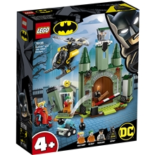 76138 LEGO Super Heroes Batman og Jokerns Flukt
