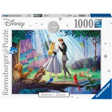 Puslespill 1000 Deler Disney Sleeping Beauty