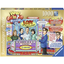 Puslespill 1000 Deler What If? No21 The Game Show