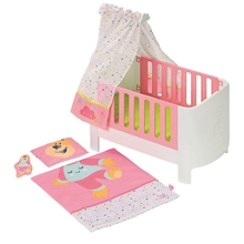 Baby Born Magic Bed Heaven