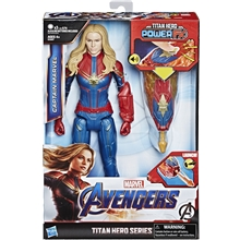 Avengers Titan Hero Power FX Captain Marvel