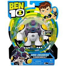 Ben 10 Omni-Enhanced Cannonbolt