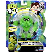 Ben 10 Out of the Omnitrix Overflow