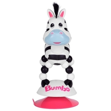 Bumbo Leke Zebra med Sugepropp for Play Tray