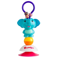 Bumbo Leke Elefant med Sugepropp for Play Tray