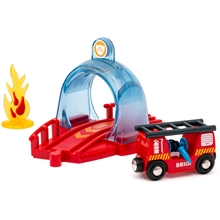 BRIO 33976 Smart Tech Sound Rescue Action Set