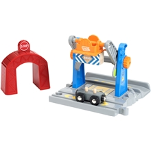 BRIO 33827 Smart Tech Lift & Load Crane