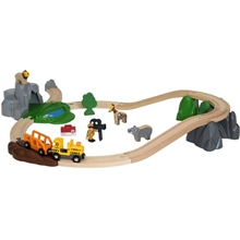 BRIO 33960 Safari Eventyrssett