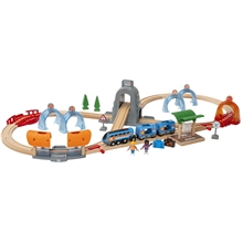 BRIO 33972 Smart Tech Sound Action Travel Set