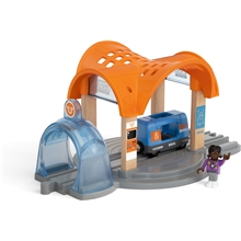 BRIO 33973 Smart Tech Sound Action tunnelstasjon