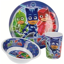 PJ Mask Melamine set